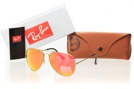 Солнцезащитные очки, Ray Ban Original 3026D-pink-bronze