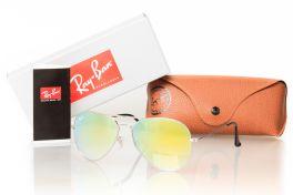 Солнцезащитные очки, Ray Ban Original 3026lime-s