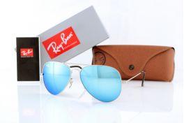 Солнцезащитные очки, Ray Ban Original 3026D-blue-s