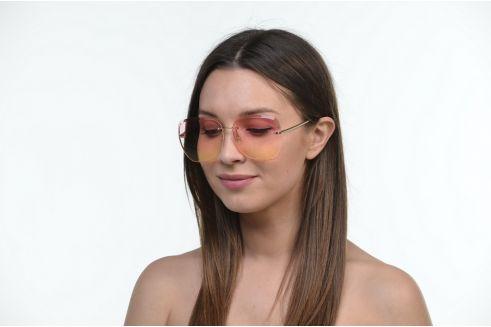 Женские классические очки 6086pink