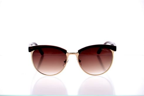 Женские классические очки 1513brown