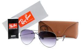 Солнцезащитные очки, Ray Ban Aviator 3026-62-14